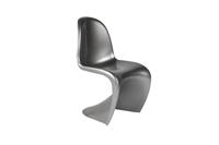 Panton Chair - Silver