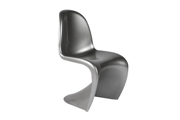 Panton Chair – Silver