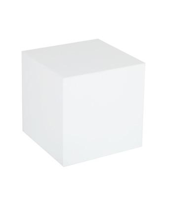 Plexi Cube Table – White