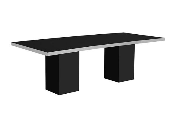 Mariner Dining Table – Black