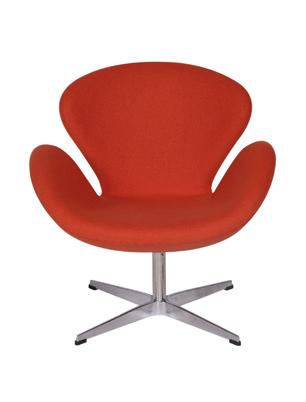 Swan Chair – Orange
