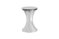 Tam Tam Stool - Chrome