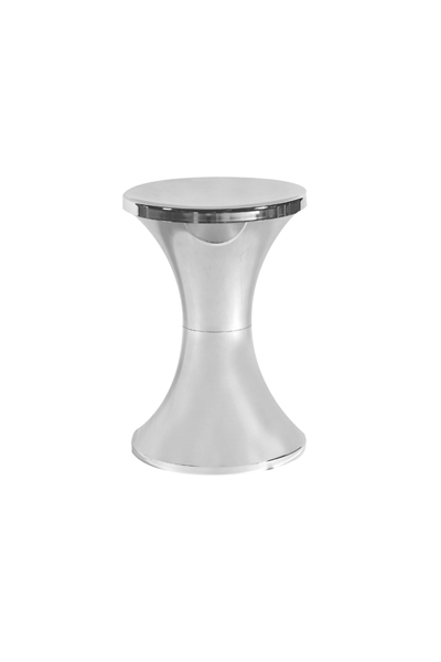 Tam Tam Stool – Chrome