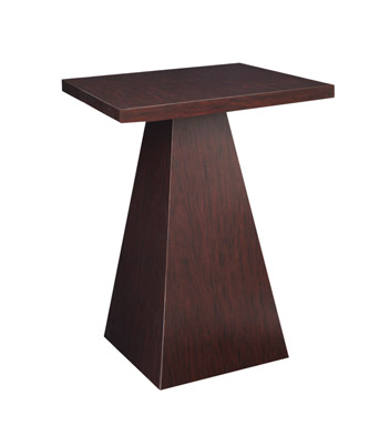 Pyramid Highboy Table