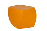 Frank Gehry Cube - Yellow