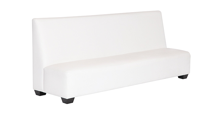 Basel Banquette – White