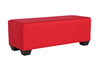 Basel Bench Red