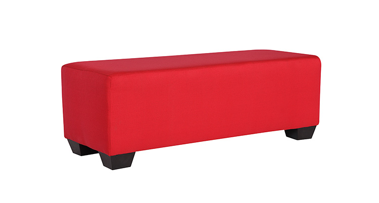 Basel Bench – Red