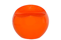 Drop Stool Orange