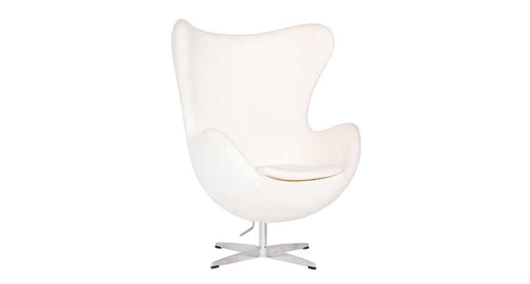 Egg Chair – White