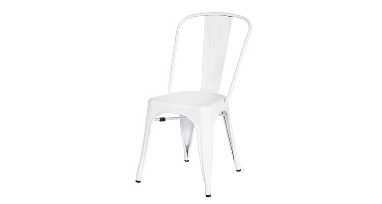 Marais Metal Chair – White