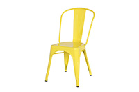 Marais Metal Chair Yellow