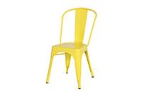 Marais Metal Chair Yellow