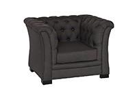 Nob Hill Chair Gray