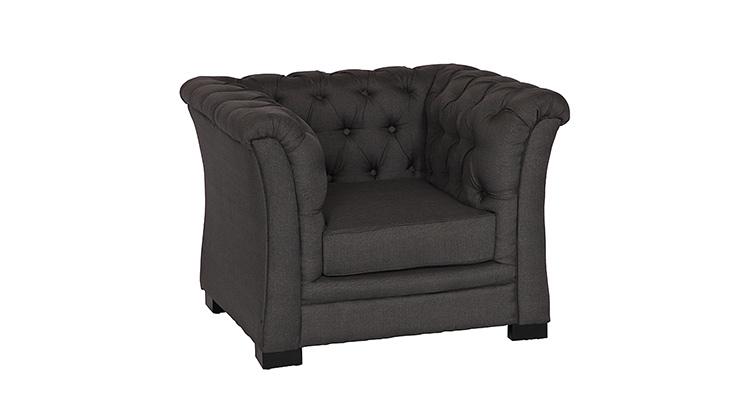 Nob Hill Chair – Gray