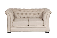 Nob Hill Loveseat Beige