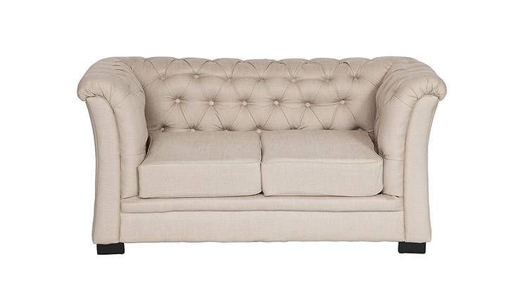 Nob Hill Loveseat – Beige