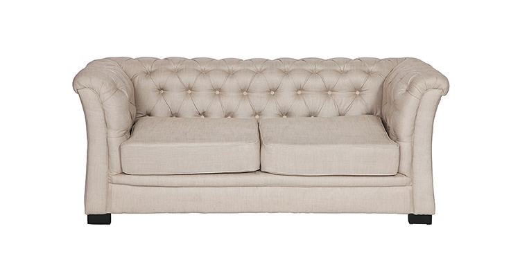 Nob Hill Sofa – Beige