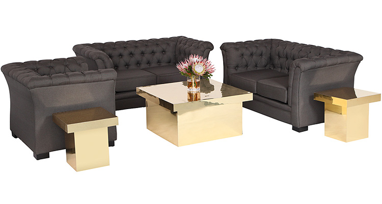 Nob Hill Lounge Grouping – Gray