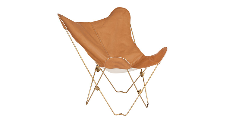 Butterfly Chair – Brown