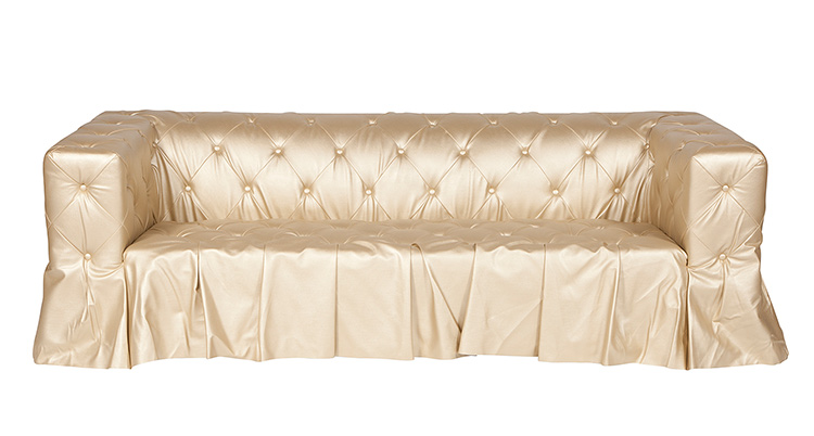 Champagne Sofa