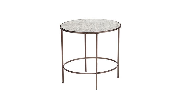 Fox End Table