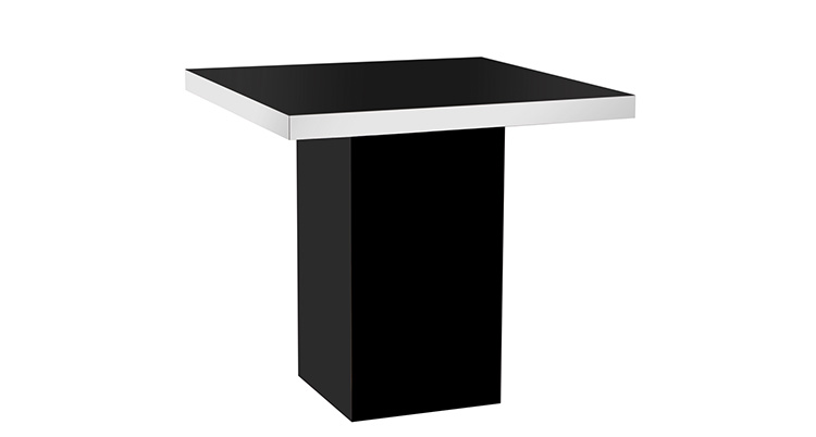 Mariner Cocktail Table – Black