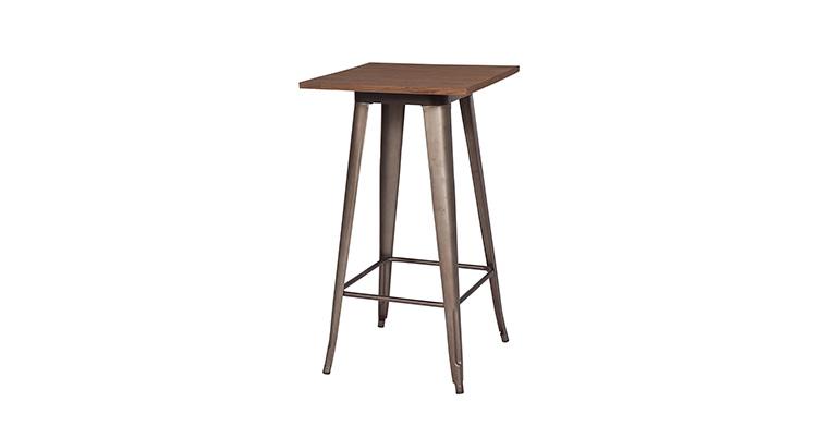 Titus Highboy Table