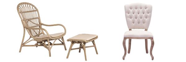Rattan Chair Eddy Chair