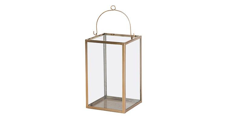 Brass Lantern – Large