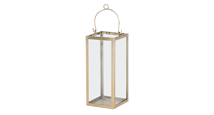 Brass Lantern – Medium