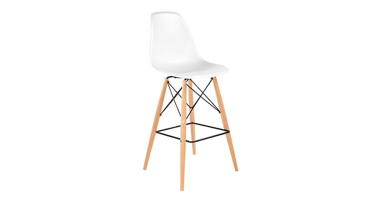 Eames Plastic Barstool