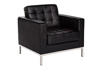 Knoll Chair - Black