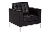 Knoll Chair - Black
