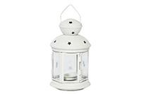 White Lantern Small