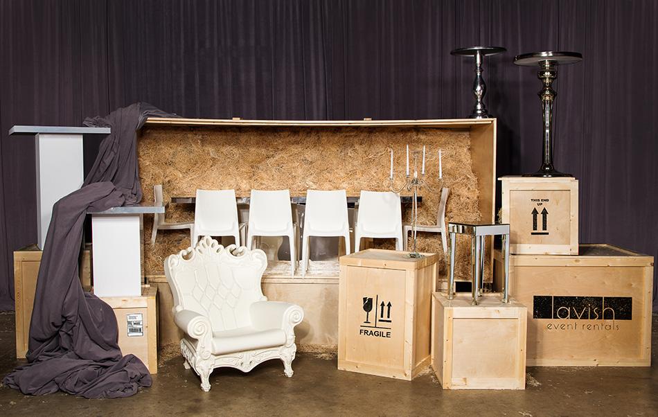 Party Furniture Rental Miami Allen Spine System
