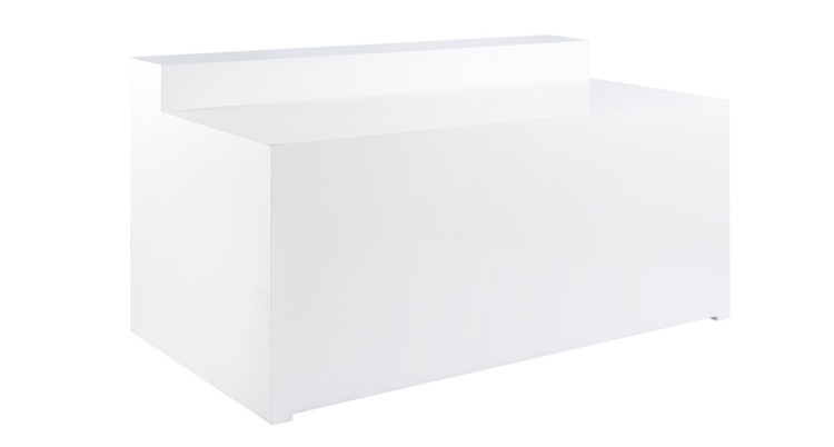 Buffet Table – White