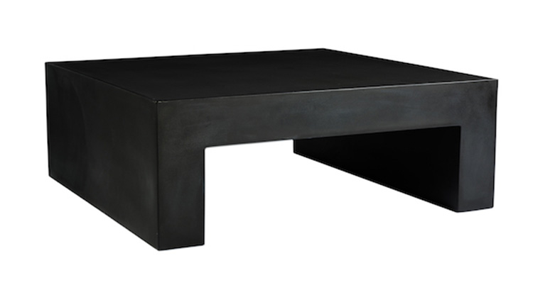 Vignelli Coffee Table – Dark Grey