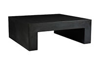 Vignelli Coffee Table Dark Grey
