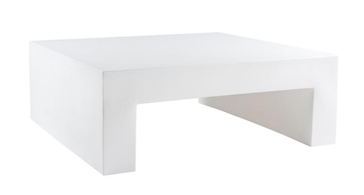 Vignelli Coffee Table – White