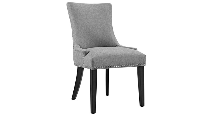 Riveted Dining Chair – Grey
