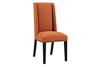Edge Dining Chair - Orange