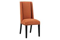 Edge Dining Chair - Orange