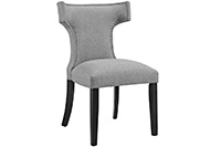 Hour Glass Dining Chair - Grey
