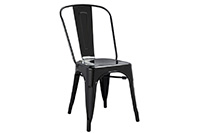 Marais Metal Chair - Black