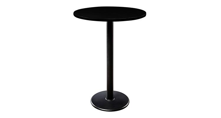 Black Highboy Table
