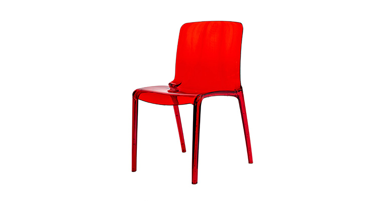 Leisure Chair – Red