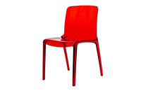 Leisure Chair Red