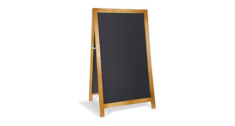 A – Frame Sign – Chalkboard