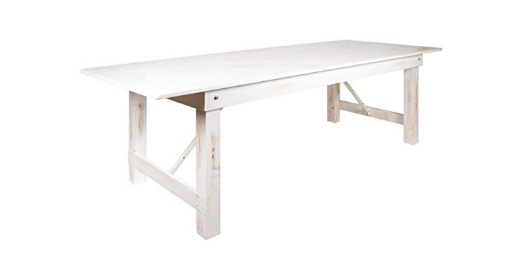Farm Table – White